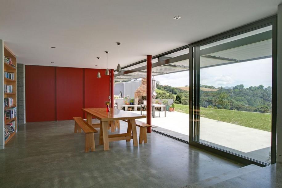 Bourke House - Потрясающий вид на Тихий океан в Новой Зеландии