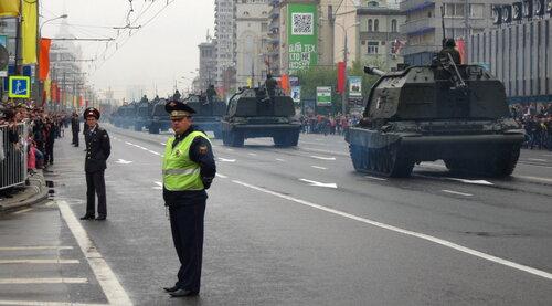 После парада - 2012