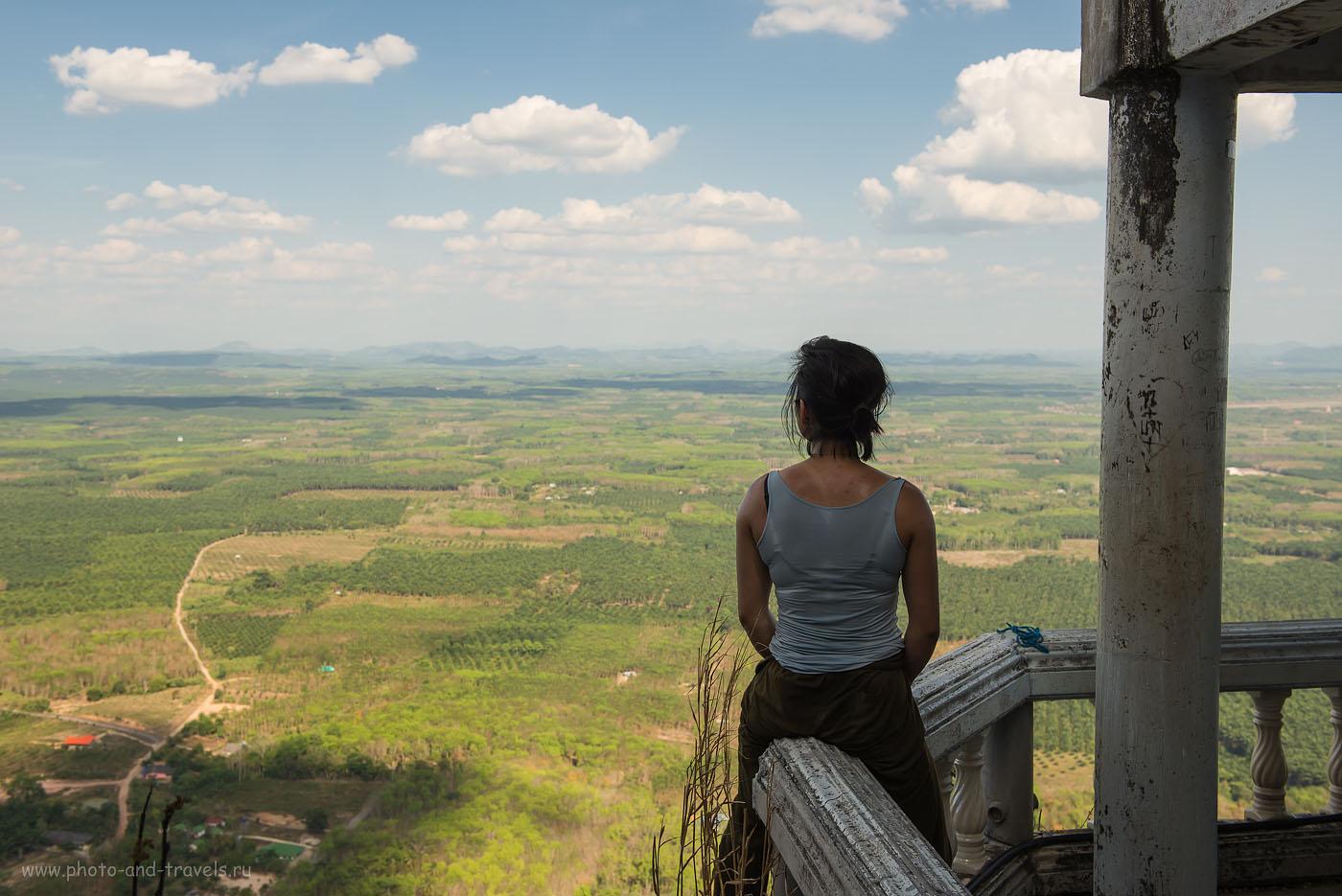 Фото 15. Провинция Краби в Таиланде. Хочется медитировать во время отдыха (100, 38, 8.0, 1/125)