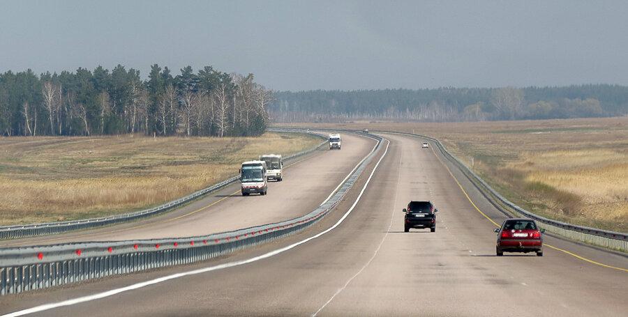 Автотрасса Астана - Щучинск - 2012 год. Комментарии к фото - Кокшетау Онлайн