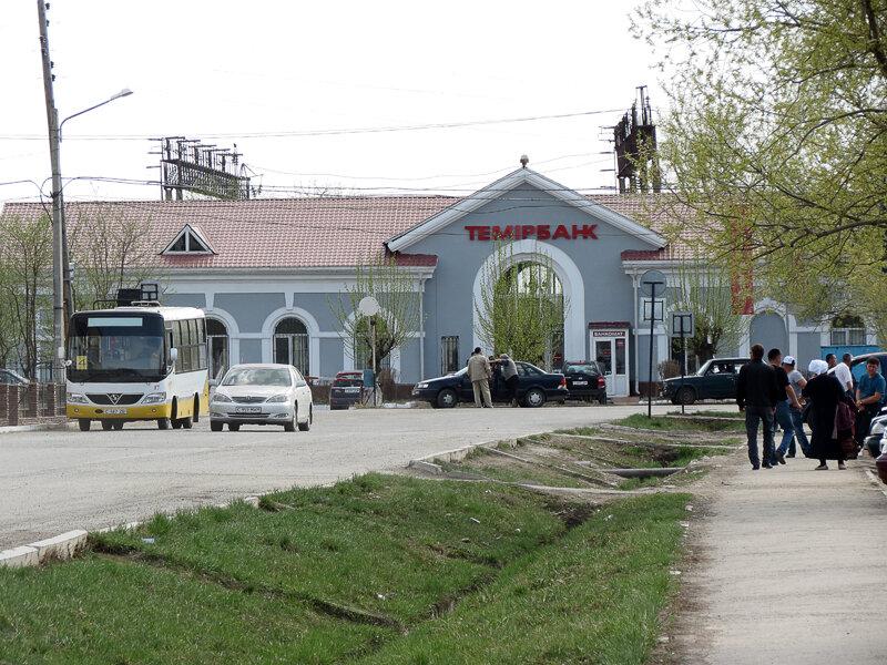 Щучинск, район ж.д. вокзала - 2012 год. Комментарии к фото - Кокшетау Онлайн