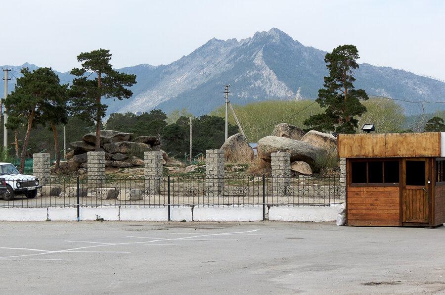 Боровое, центр - 2012 год. Комментарии к фото - Кокшетау Онлайн