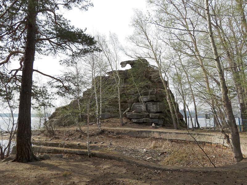 Боровое. Причудливые скалы - 2012 год. Комментарии к фото - Кокшетау Онлайн
