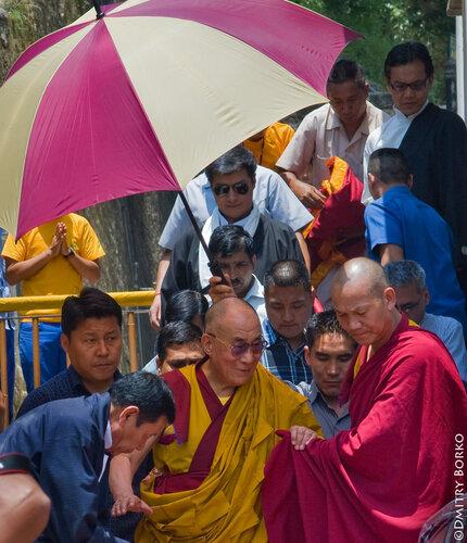 3 юня 2012 г. Тибетская школа в Дарамсале