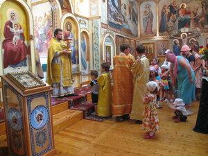 Храм Святого Стефана Сурожского в Орджоникидзе