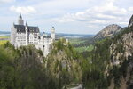 Бавария. Замок Нойшванштайн