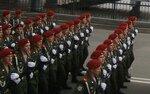 На марше Внутренние войска МВД России