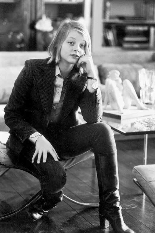 Jodie Foster, 1976