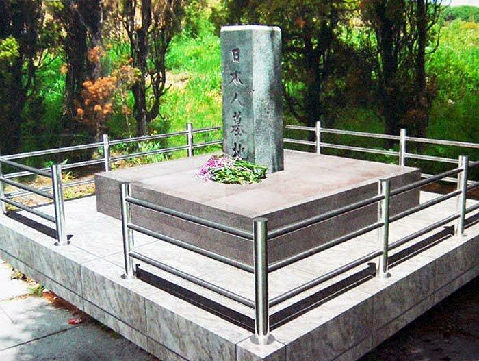Мемориал японским военнопленным в Находке