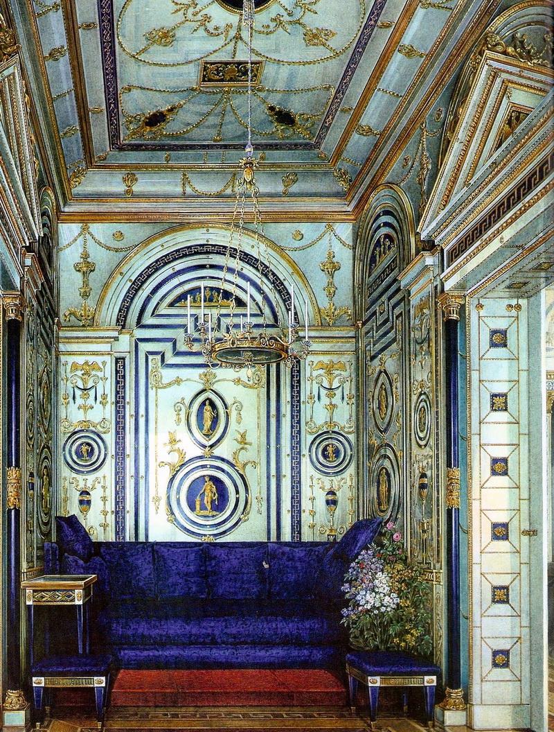 Большой Екатерининский дворец город Пушкин  Царские дворцы
