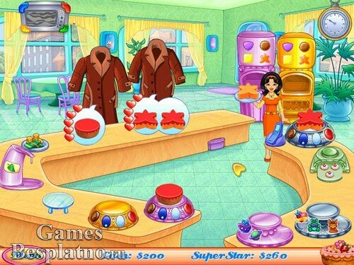 Cake Mania 4: Main Street