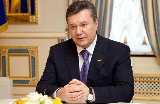 Янукович поделился, с чем к нему люди обращаются