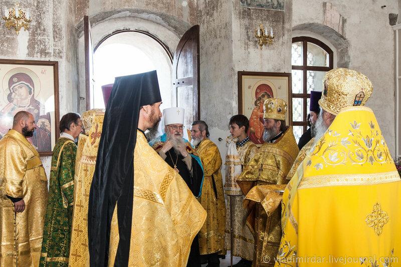 митрополит Владимирский и Суздальский Евлогий Х