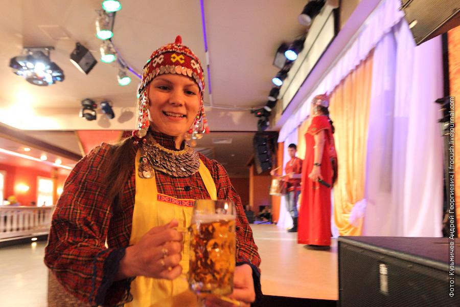 шоу программа обрядовой фольклорной дегустации пива в Чебоксарах