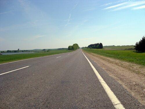 Дорога на Несвиж