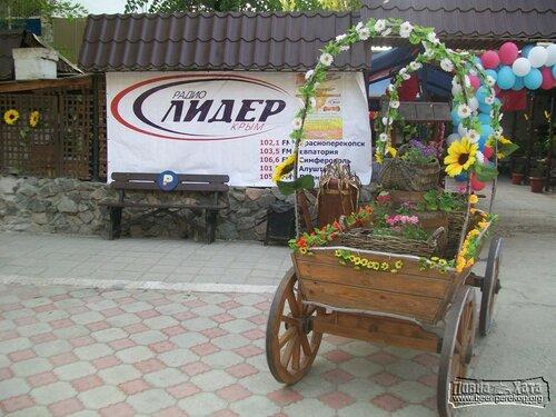 Открытие летнего пивного сезона в Красноперекопске