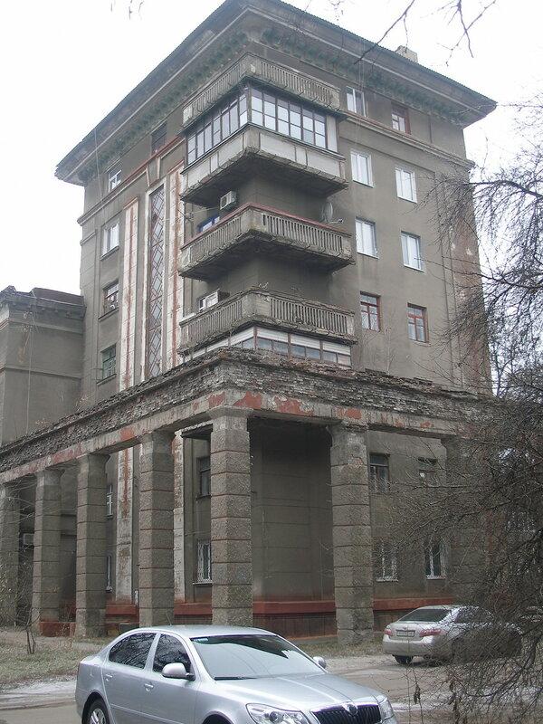 дом по Ленина
