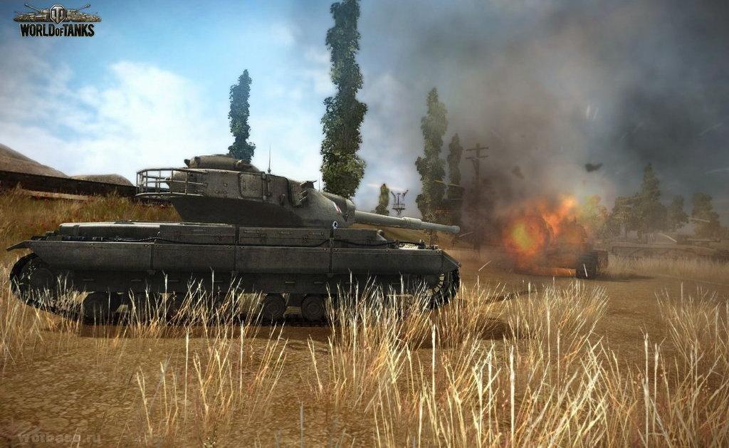 Скриншоты британских танков