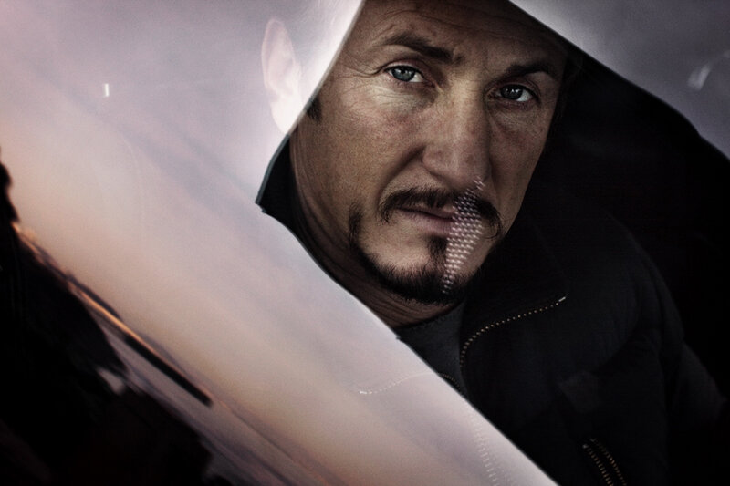 Шон Пенн (Sean Penn) февраль 2009