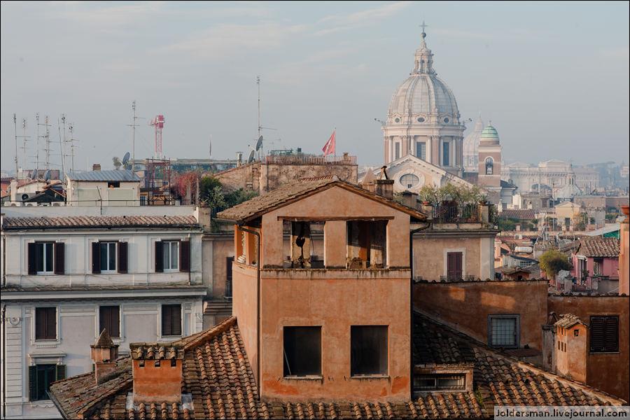 Рим город