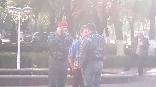 Одесса, Беркут