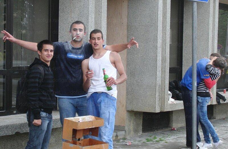 Хорватский выпускной