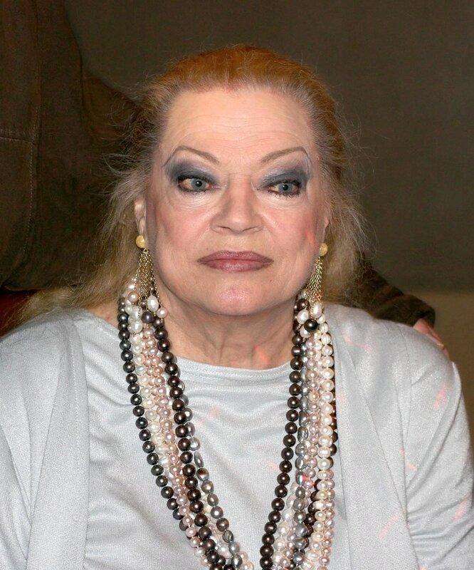 Анита Экберг
