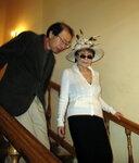 Йоко и Юго Оно в музее А.С.Пушкина в Бернове.jpg