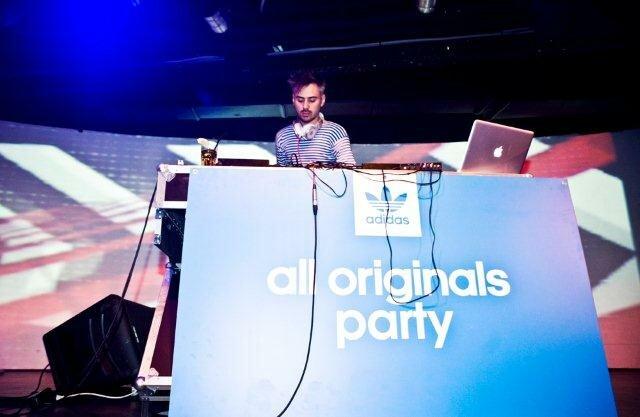 adidas Originals устроил грандиозную вечеринку в Киеве