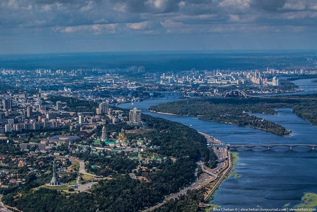 Красивые фотографии Киева с высоты птичьего полета 0 12d0e5 b8d24ace orig