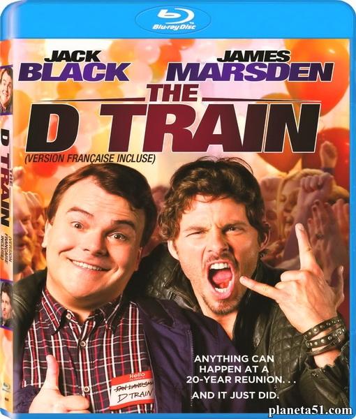 Дорога в Голливуд / The D Train (2015/BDRip/HDRip)