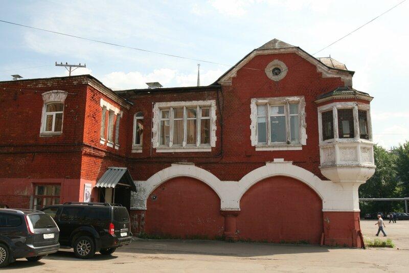 Ресторанный корпус Бадаевского завода