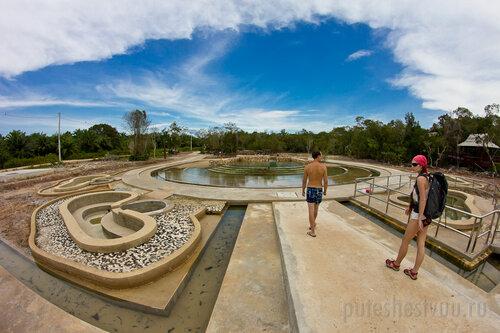 Горячие источники Saline Hot Springs Khlongthom