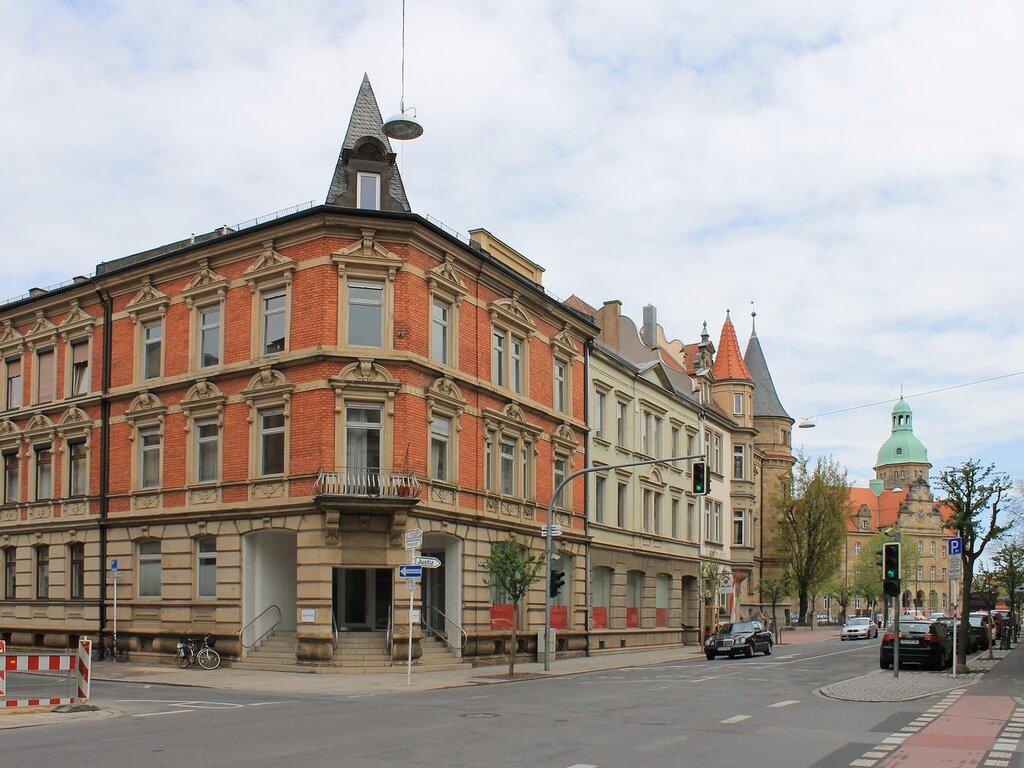 Бамберг. Фридрихштрассе (Friedrichstraße)