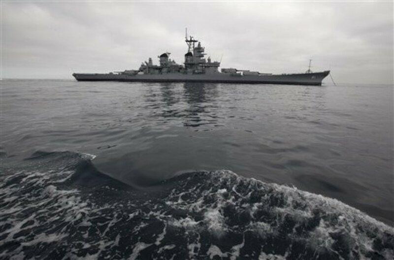 Battleships Final Voyage
