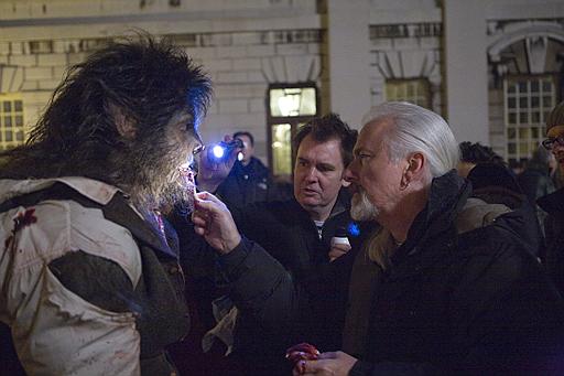 Rick Baker - Special Effects Makeup Artist. Рик Бэйкер - грим и спецэффекты Голливуда