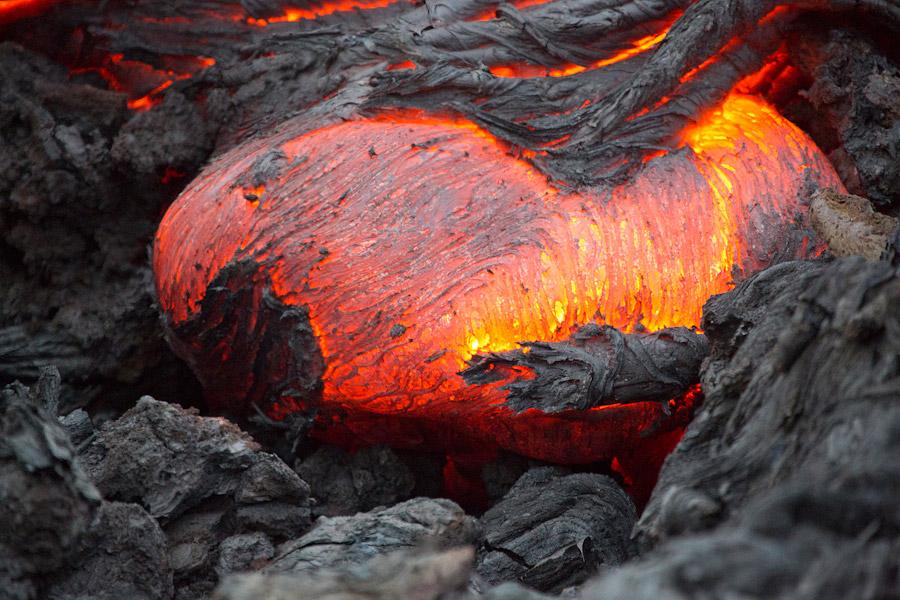 этих вулканическая лава фотографии отдали его