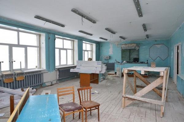 Ремонт школ в Кирове