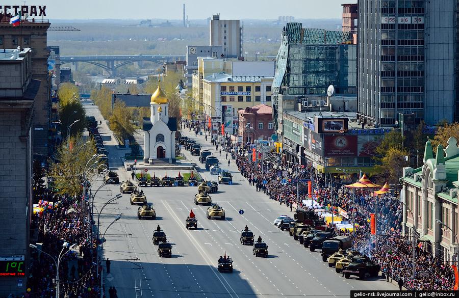 - Новосибирске Победы ... в nsktv.ru День
