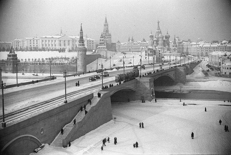 Фото Э. Евзерихина. 1940