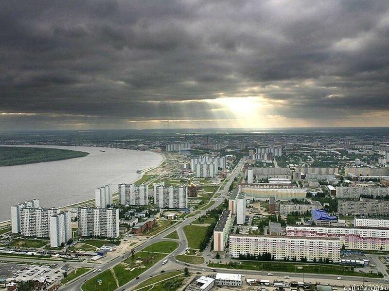 История Нижневартовска начиналась с маленькой пристани на Оби, которая постепенно обрастала домами, пока не...
