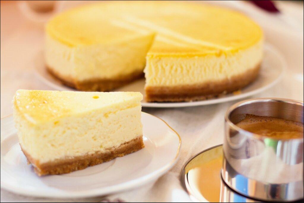 чизкейк сливочного сыра рецепт фото
