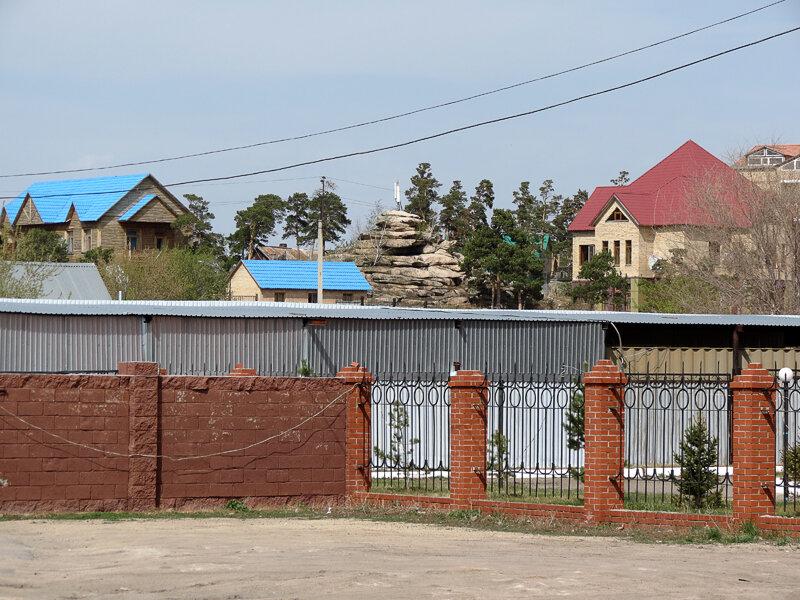 Боровое, район базара - 2012 год. Комментарии к фото - Кокшетау Онлайн