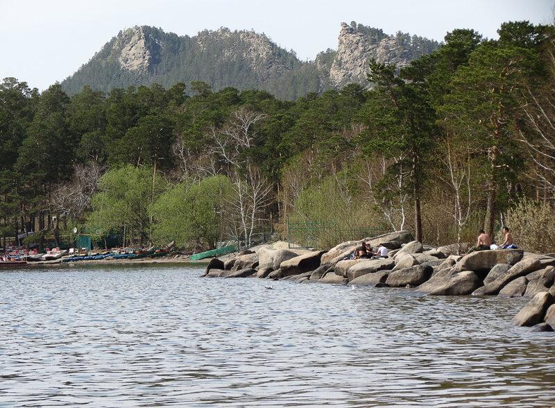 Боровое, лодочная станция - 2012 год. Комментарии к фото - Кокшетау Онлайн