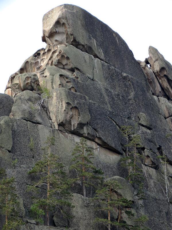 Боровое. Вершина скалы Окжетпес - 2012 год. Комментарии к фото - Кокшетау Онлайн