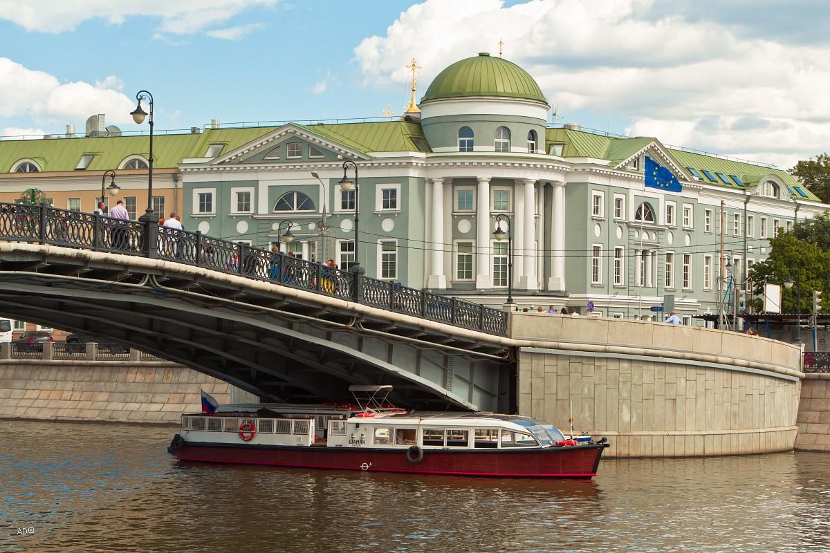 Москва, июнь 2015