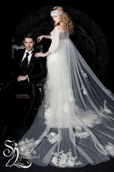 صور فساتين زواج ناعمه 2013, فساتين زفاف شيك