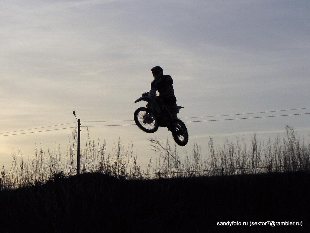 Мотокросс в Троицке