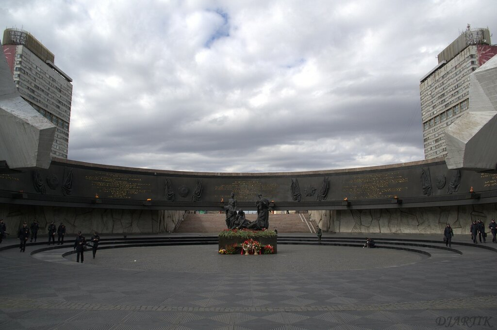 Перед Днём Победы
