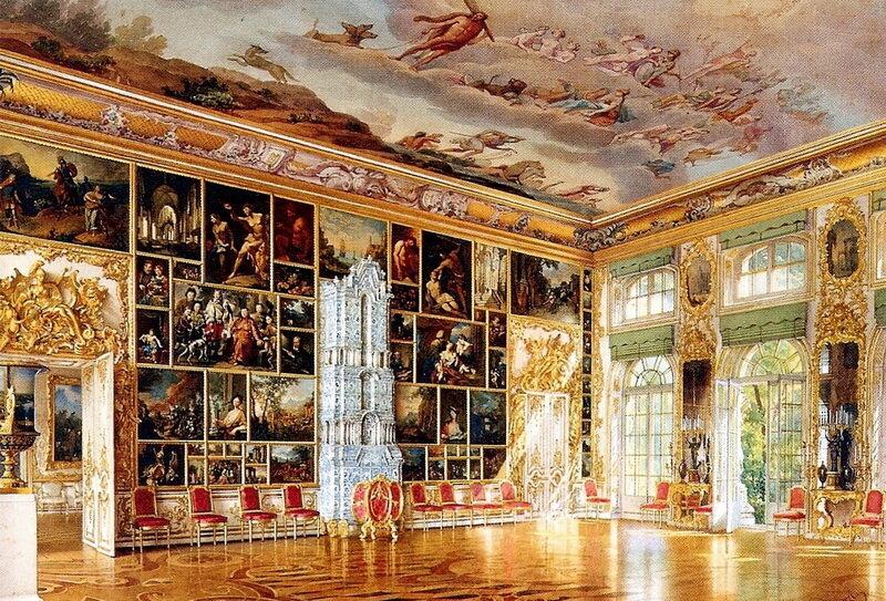 поставляется только большой царскосельский дворец получил второе название в честь аннотации написано